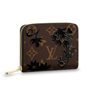 Louis Vuitton 2018 Spring Summer Limited Zippy Coin Purse Monogram Brown Canvas M62547 Sold Out