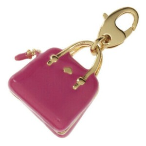 Kate Spade NEW 12K Gold plated Maise Purse Charm