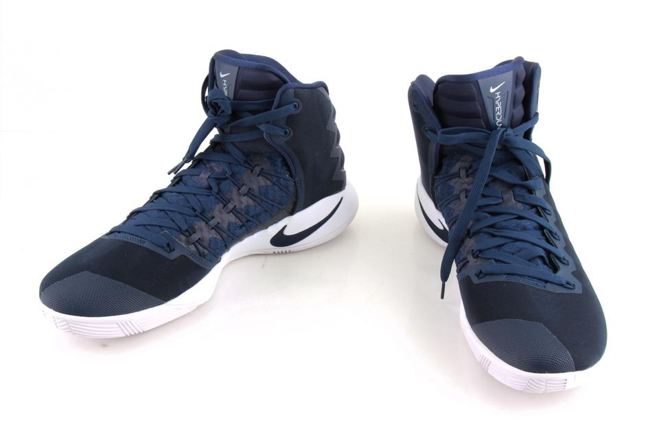 c429d3b10ee5 Nike Blue Midnight Navy Hyperdunk 2016 Tb Sneakers Shoes Image 0 ...