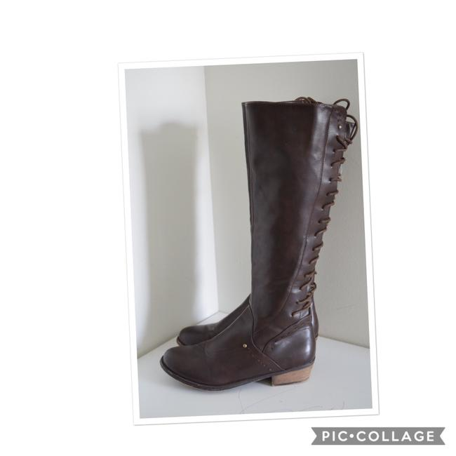 Rampage Brown Heleana Boots/Booties Size US 8.5 Regular (M, B) Rampage Brown Heleana Boots/Booties Size US 8.5 Regular (M, B) Image 1
