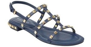 Marc Fisher Blue Sandals