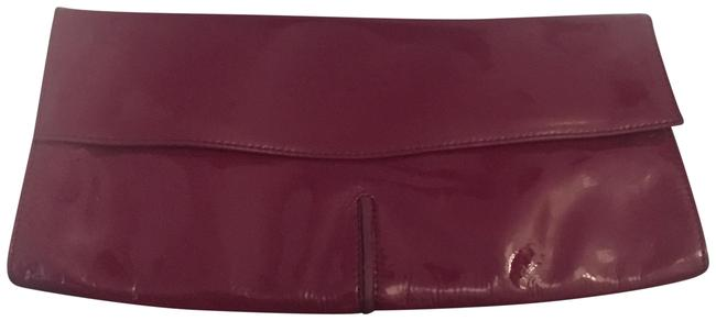 Item - Ck Purple Patent Leather Clutch