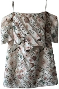 Camilla and Marc short dress Multi Colored Zimmermann Anthropologie Doen Off Shoulder on Tradesy