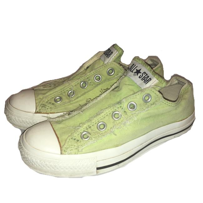 Item - No Lace Sneakers Size US 6 Regular (M, B)