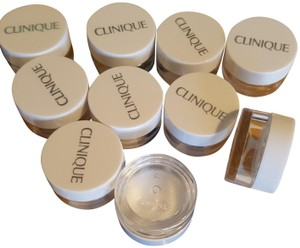 Clinique Clinique Empty Eyeshadow Lip Gloss Containers Bundle Set of 10