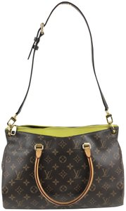 Louis Vuitton Pallas Monogram Shoulder Bag