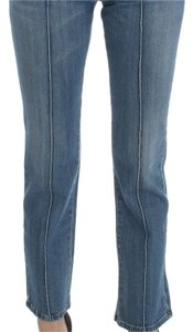 CoSTUME NATIONAL D30118-1 Women's Cotton Slim Fit Capri/Cropped Denim