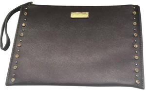 New York & Company dark purple /burgundy Clutch