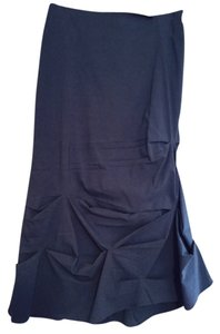Stiletto Maxi Skirt Blue