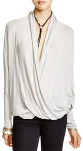 Free People Sheila Hacci Anthropologie Urban Outfitters Top Oatmeal