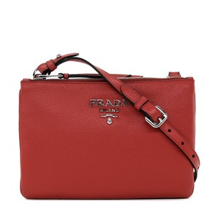 Prada Vitello Phenix Bandoliera Cross Body Bag