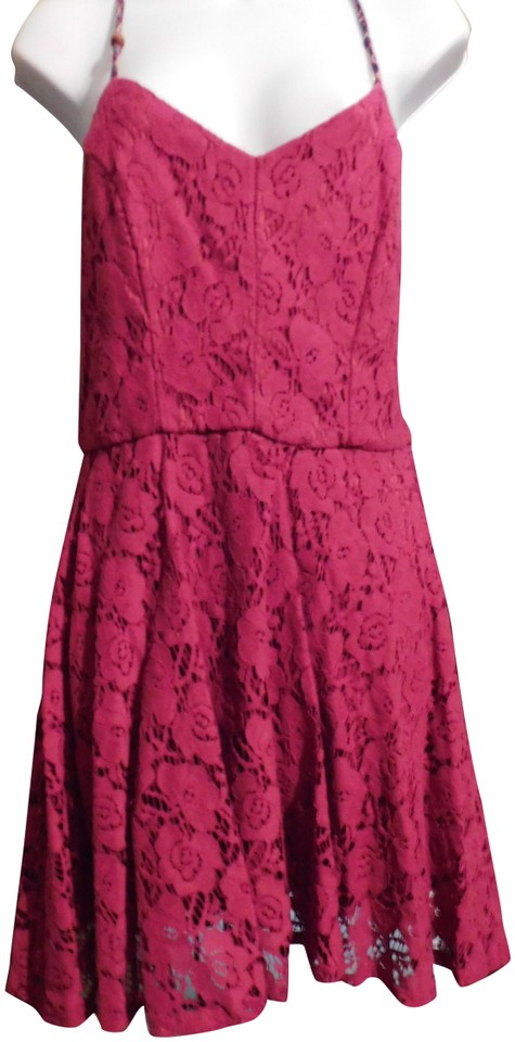 c502f7aa686 Red Night Out Dress