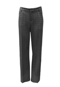 Peace of Cloth Straight Pants Charcoal Grey