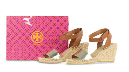Tory Burch gold Sandals Image 11