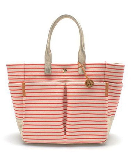Preload https://img-static.tradesy.com/item/24061421/tory-burch-rare-carrie-gardening-poppy-red-stripe-canvasleather-tote-0-0-540-540.jpg