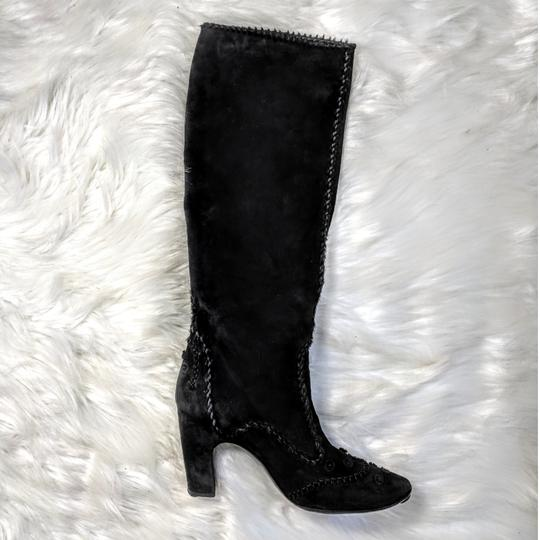 Preload https://img-static.tradesy.com/item/24061440/roger-vivier-black-knee-high-suede-bootsbooties-size-eu-39-approx-us-9-regular-m-b-0-2-540-540.jpg