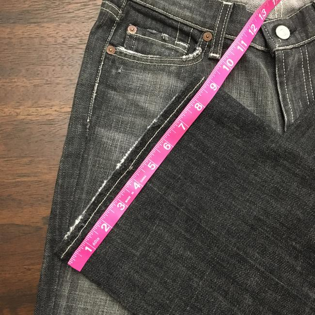 7 For All Mankind Boot Cut Jeans-Dark Rinse