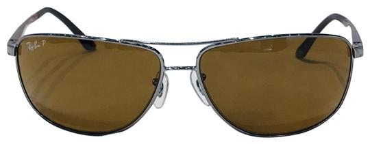 Preload https://img-static.tradesy.com/item/24061643/ray-ban-brown-rb3506-gunmetal-sunglasses-0-2-540-540.jpg