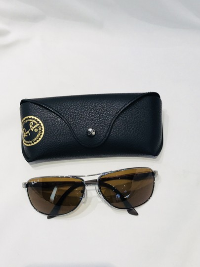 Ray-Ban RB3506 Gunmetal sunglasses