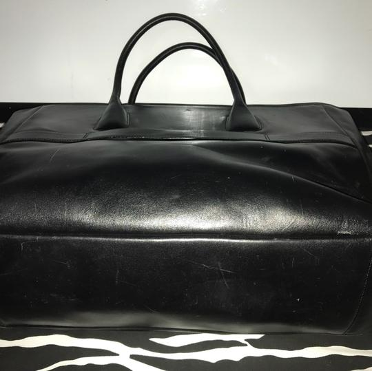 Claire Newell Black Travel Bag