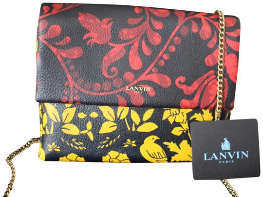 Preload https://img-static.tradesy.com/item/24061701/lanvin-printed-mini-sugar-red-goat-skin-leather-cross-body-bag-0-2-540-540.jpg