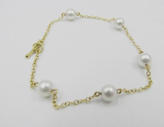 Tiffany & Co. Tiffany & Co Elsa Peretti Collection Pearls By The Yard Bracelet Chain