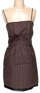Max and Cleo Rouched Slip Short Night Out Dress