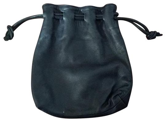 Preload https://img-static.tradesy.com/item/24061978/clare-v-drawstring-pouch-navy-blue-lambskin-leather-wristlet-0-1-540-540.jpg