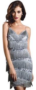 NIKA Tassels Sequin Gatsby Flapper 20's Dress