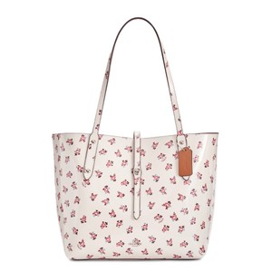 Coach Tote in Chalk Multi