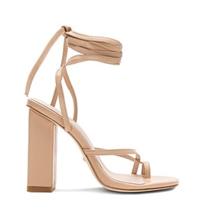 RAYE nude Pumps