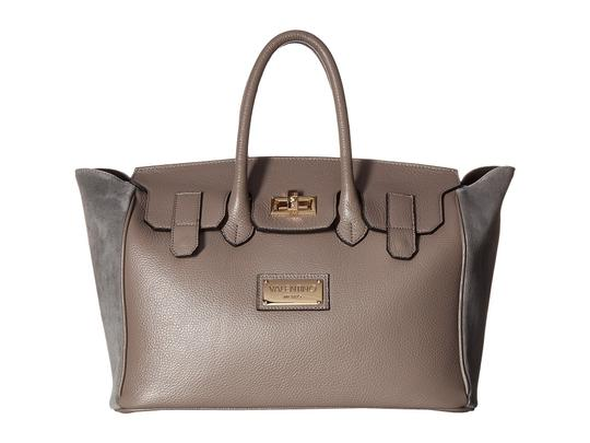 Preload https://img-static.tradesy.com/item/24062036/mario-valentino-bags-by-omia-grey-leather-satchel-0-0-540-540.jpg