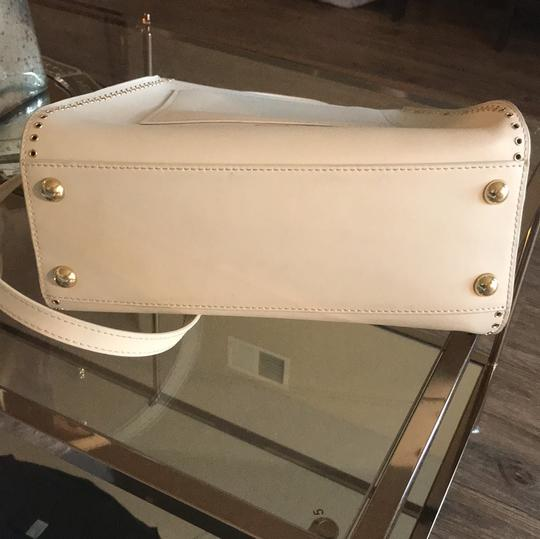 ZAC Zac Posen Satchel in cream