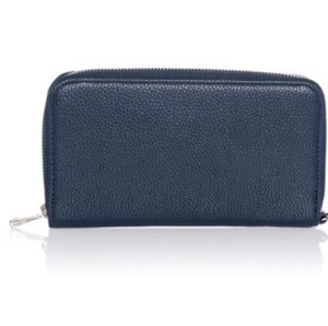 Thirty-One Gifts Wristlet in Navy Blue