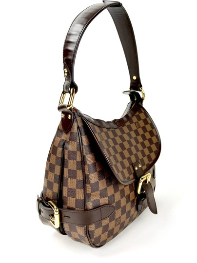Louis Vuitton Limited Edition Highbury Damier Canvas Canvas Shoulder Bag