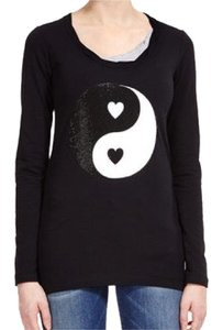 Love Moschino T Shirt Black