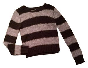 Aerie Striped Wool Mohair Sweater