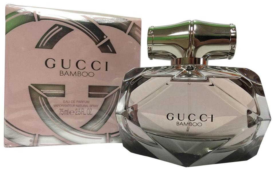 695663cbd04 Gucci GUCCI BAMBOO Perfume WOMEN EDP SPRAY 2.5 OZ 75 ML NEW IN SEALED BOX  Image ...