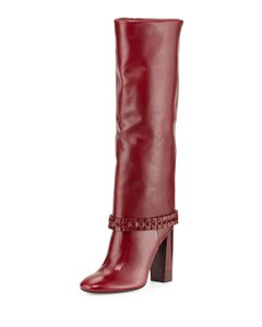 Tory Burch Bordo/Red Agate Boots