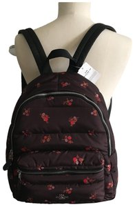 Added to Shopping Bag. Coach Backpack. Coach Floral Puffer Backpack 2742d0bc6730d