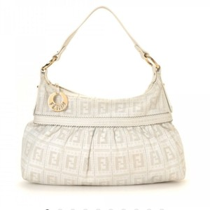 Fendi Satchel in White