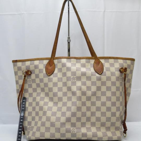 Louis Vuitton Tote in Blue Image 1