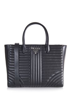 8dfd9415b8f8e Prada Tote in Black