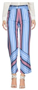Moschino Capri/Cropped Pants Blue,red