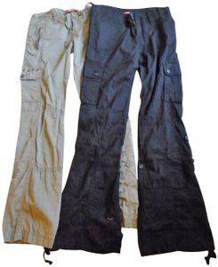 UNIONBAY Cargo Pants black and green