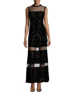 black Maxi Dress by Nanette Lepore