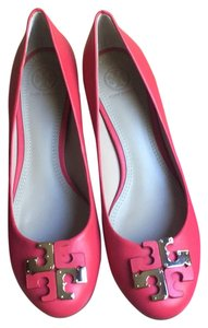 Tory Burch Red Pepper Pumps