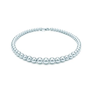 Tiffany & Co. TIFFANY & CO. Tiffany Hardware Graduated Ball Necklace