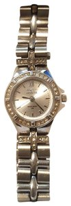 Invicta Invicta Women's Wildflower Collection Crystal Accented Stainless Steel