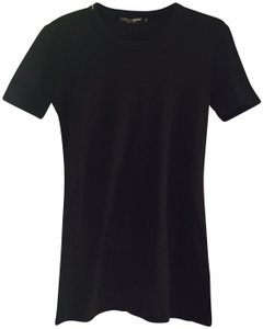 Dolce&Gabbana Dolce And Gabbana Classic Fitted T Shirt Black